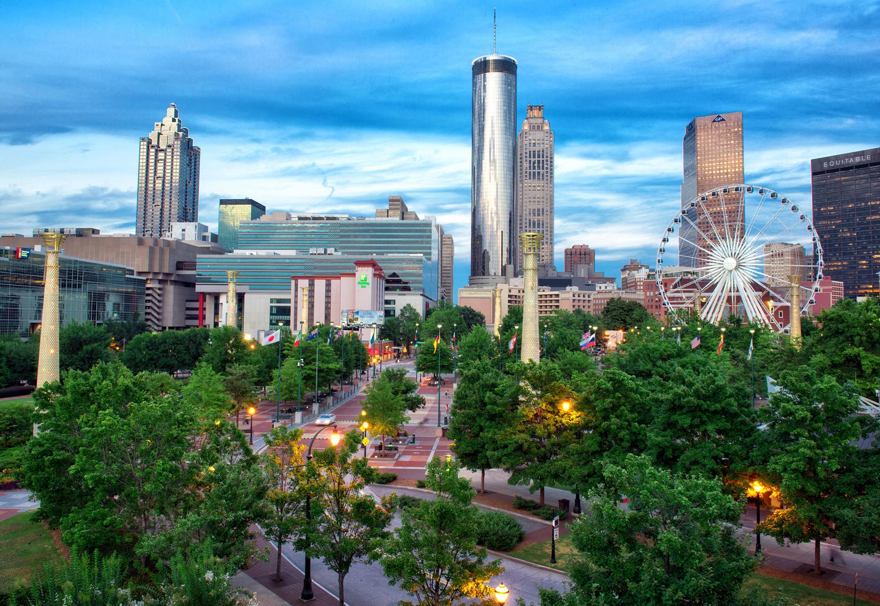 Activities In Atlanta